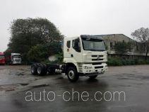 乘龙牌LZ1250M5DBT型载货汽车底盘