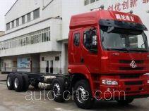 乘龙牌LZ1310M5FBT型载货汽车底盘