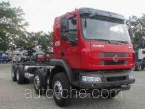 乘龙牌LZ1317M3FAT型载货汽车底盘