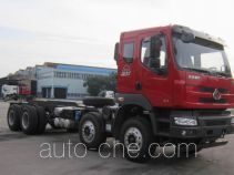 Chenglong LZ3310M5FBT dump truck chassis