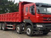 Chenglong LZ3314M5FB dump truck