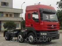 乘龙牌LZ4241QCA型牵引汽车