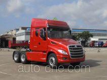 Chenglong LZ4250T7DA dangerous goods transport tractor unit