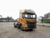 Chenglong LZ4252H7CB dangerous goods transport tractor unit