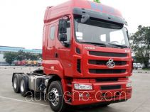 Chenglong LZ4255H7DB dangerous goods transport tractor unit