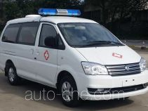 东风牌LZ5020XJHMQ20M型救护车