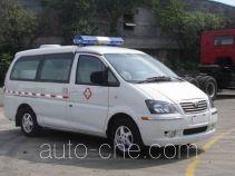 Dongfeng LZ5020XXJAQ7E blood plasma transport medical car