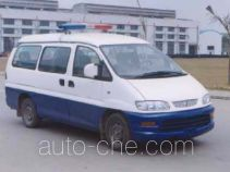 Dongfeng LZ5025XQCQ7GE prisoner transport vehicle
