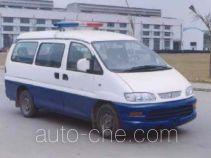 Dongfeng LZ5025XQCQ9GE prisoner transport vehicle