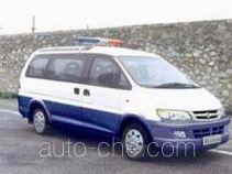 Dongfeng LZ5027XQCQ8GS prisoner transport vehicle
