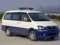 Dongfeng LZ5028XQCAQ3S prisoner transport vehicle