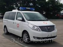 东风牌LZ5030XJHMQ20M型救护车