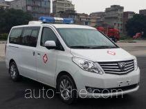 东风牌LZ5031XJHMQ24M型救护车