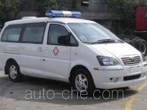 Dongfeng LZ5031XXJAQ7SN blood plasma transport medical car