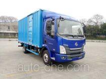 乘龙牌LZ5080XXYL3AB型厢式运输车