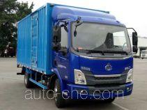 Chenglong LZ5091XXYL3AB box van truck