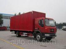 Chenglong LZ5100XXYM3AA box van truck