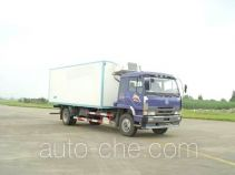 Chenglong LZ5142XBX refrigerated truck