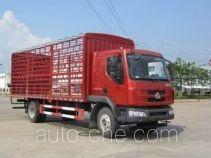 乘龙牌LZ5160CCQM3AA型畜禽运输车