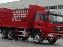 Chenglong LZ5160CSPDJ stake truck