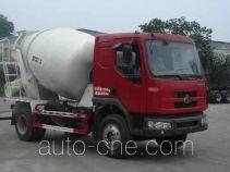 乘龙牌LZ5160GJBLAH型混凝土搅拌运输车