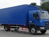 Chenglong LZ5160XYKLAS wing van truck