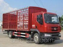 乘龙牌LZ5161CCQM3AA型畜禽运输车