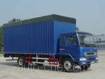 Chenglong LZ5161XXYPLAP soft top box van truck