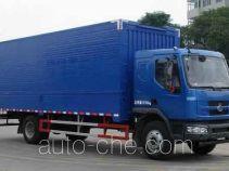 Chenglong LZ5161XYKM3AA wing van truck