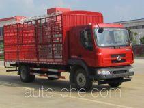 乘龙牌LZ5163CCQM3AA型畜禽运输车
