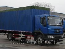 Chenglong LZ5163CPYM3AA soft top box van truck