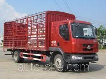 乘龙牌LZ5165CCQRAP型畜禽运输车
