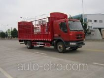 Chenglong LZ5165CCYM3AA грузовик с решетчатым тент-каркасом
