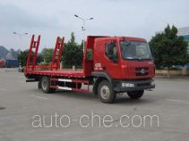 Chenglong LZ5165TPB flatbed truck