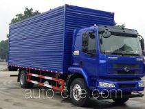 Chenglong LZ5120XXYM3AB box van truck