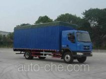 Chenglong LZ5165XXYPRAP soft top box van truck