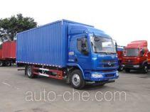 Chenglong LZ5166XXYM3AA box van truck