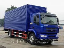 Chenglong LZ5166XXYM3AB box van truck