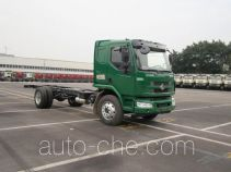 Chenglong LZ5166XXYM3AB1T van truck chassis
