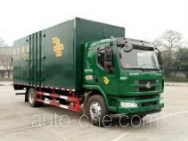 Chenglong LZ5166XYZM3AB postal vehicle