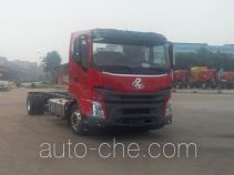 Chenglong LZ5181XXYH5ABT van truck chassis