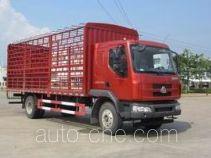 乘龙牌LZ5182CCQM3AB型畜禽运输车