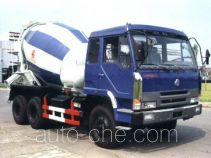 乘龙牌LZ5201GJBE型混凝土搅拌运输车