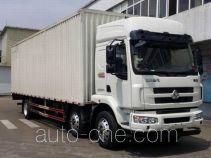 Chenglong LZ5201XXYM3CA box van truck
