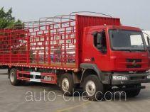 乘龙牌LZ5250CCQM3CA型畜禽运输车