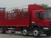 Chenglong LZ5250CCYM3CB грузовик с решетчатым тент-каркасом