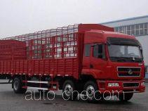 Chenglong LZ5250CSPCS stake truck