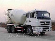 乘龙牌LZ5250GJBPDH型混凝土搅拌运输车