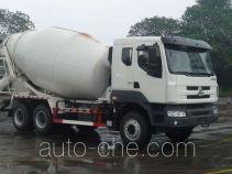 乘龙牌LZ5250GJBPDHA型混凝土搅拌运输车