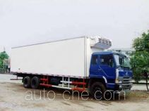 Chenglong LZ5250XLC refrigerated truck